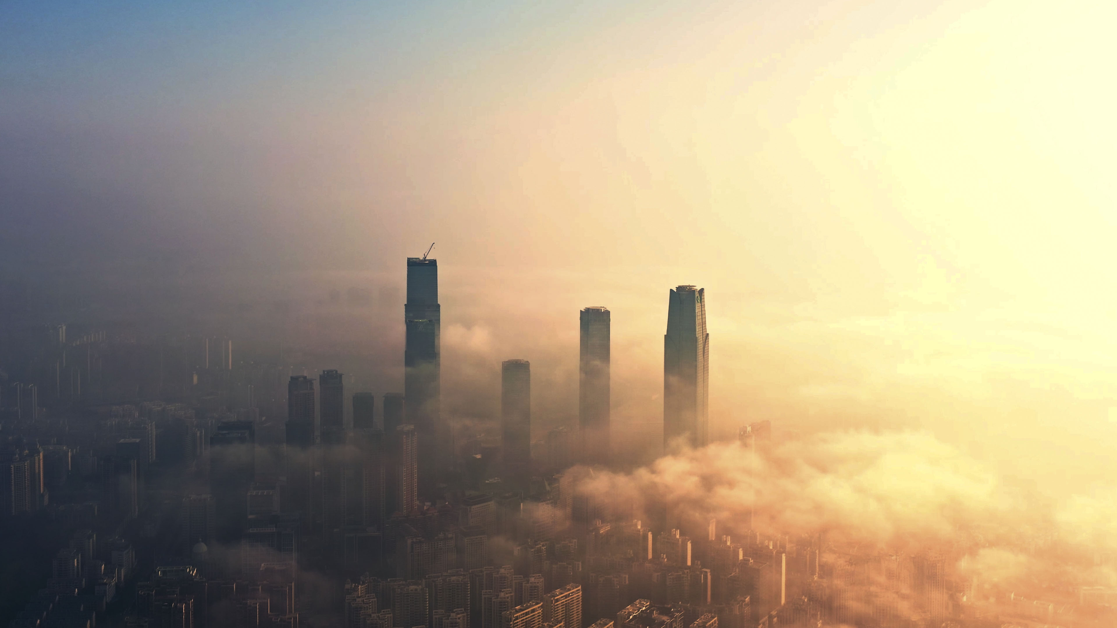 Buildings are a Major Source of Pollution