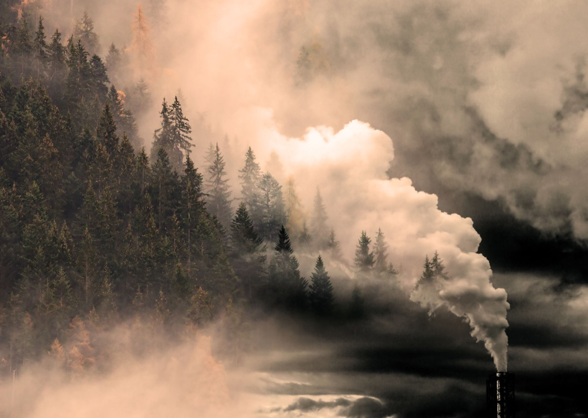 Climate Change Methane Wildfires