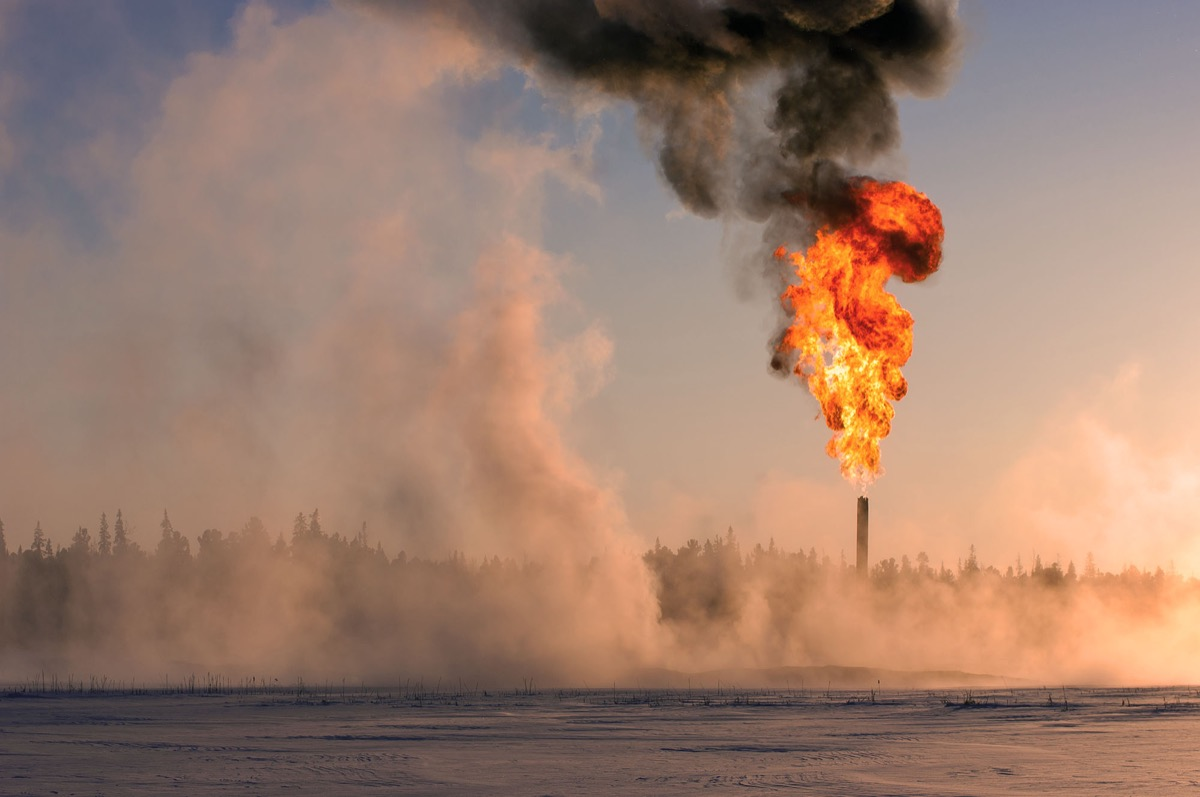 Natural Gas Fossil Fuel Climate Nexus
