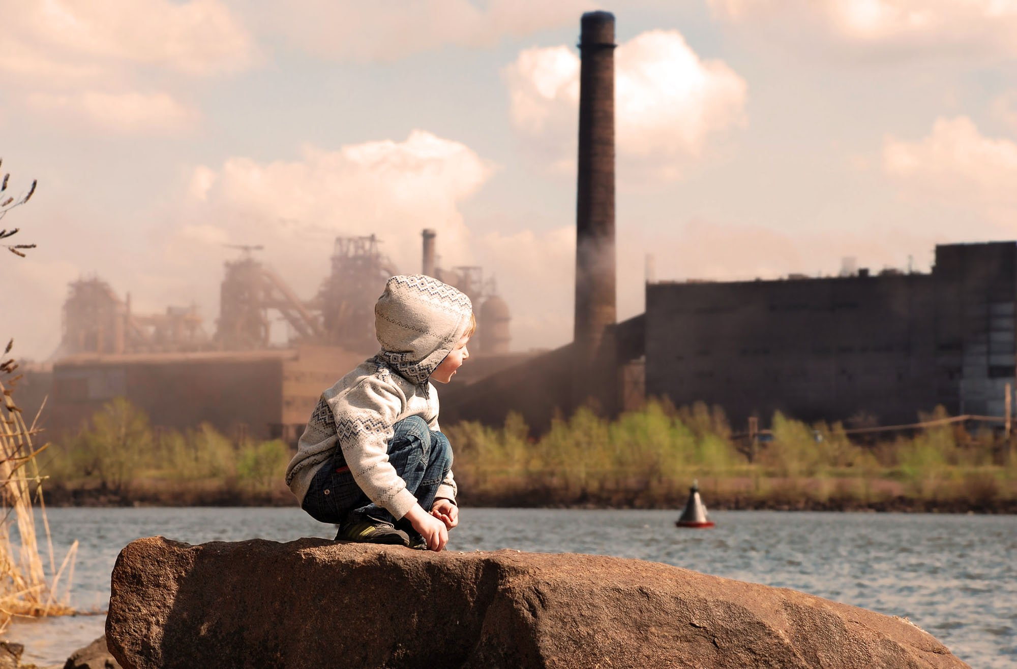 Radioactive Toxic Waste Natural Gas Climate Nexus