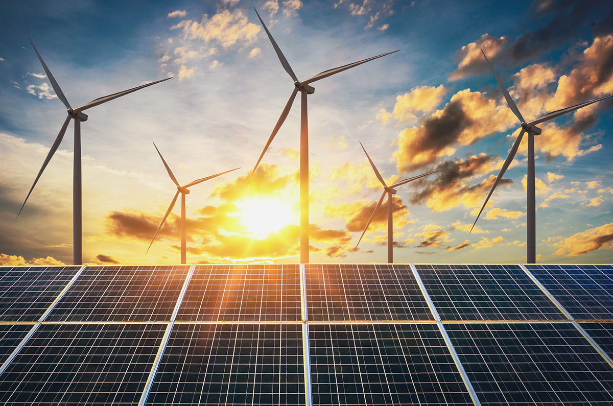 Renewables Beating Out Natural Gas