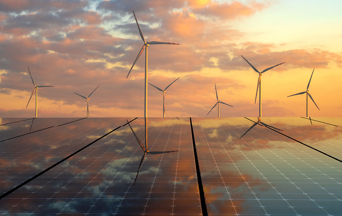 Investors Are Looking To The Future Renewables