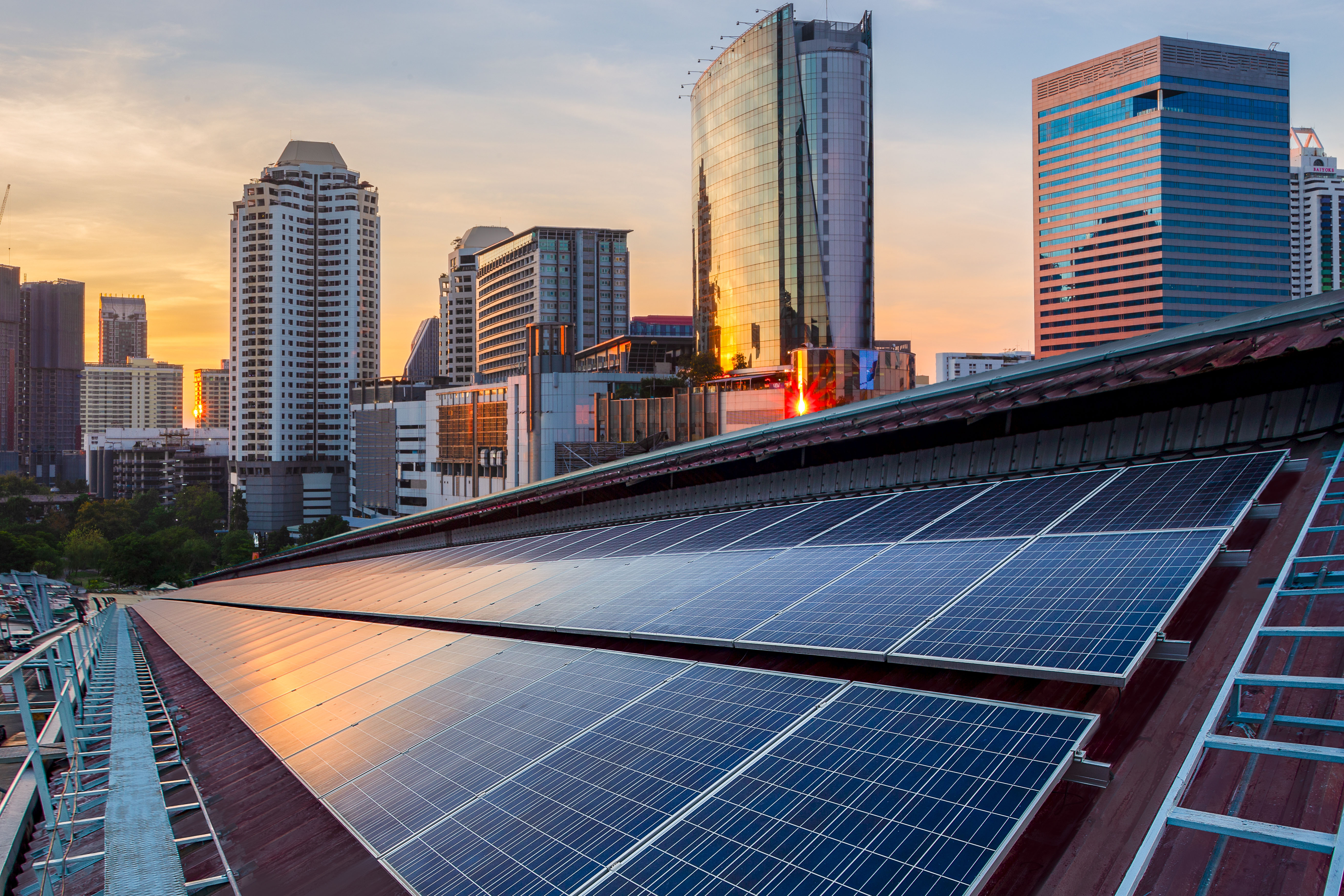 Rooftop Solar Provides Another Alternative to Gas